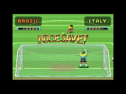Soccer Shootout NOE/UKV