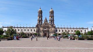 preview picture of video 'Basílica de Zapopan, narración Don Roberto Zepeda N.'