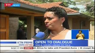 Esther Passaris and Moses Akaranga ask President Uhuru to meet opposition for dialogue