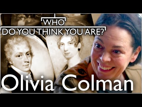 Olivia Colman Learns Of Ancestors Adultery | Who Do You Think You Are