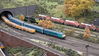 Great Central Railway Model Event 2017 - Part 3 - YouTube