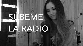 SUBEME LA RADIO  - ENRIQUE IGLESIAS (PIANO COVER - CAROLINA GARCÍA)