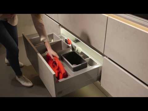 nobilia Küchen Mülltrennsysteme Abfalltrennung