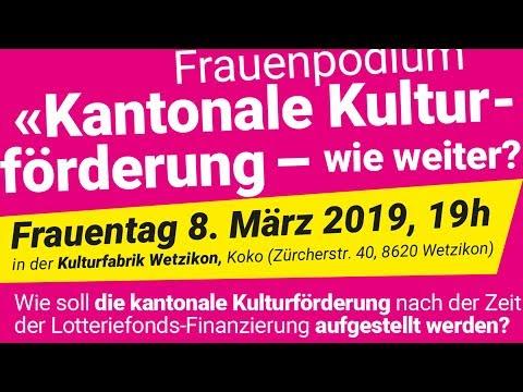 Frauentag Kulturfabrik 2019