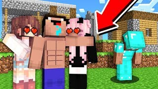 Minecraft NOOB vs PRO: HOW NOOB HAS BEEN WORKING OUT IN GYM! 100% TROLLING BECAME STRONG IN VILLAGE