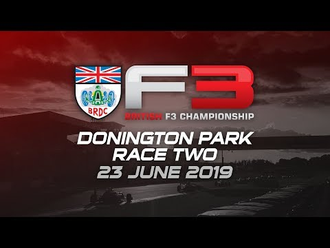 Race two - Donington Park 2019