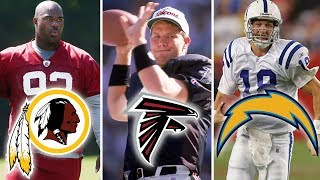 Every NFL Team's All Time Biggest Mistake