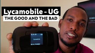My Lycamobile Uganda Internet Experience. Must Watch before you buy!
