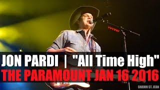 Jon Pardi - All Time High | Live at the Paramount
