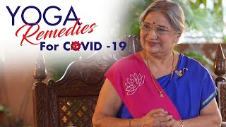 Yoga Remedies for COVID-19 || Dr. Hansaji Yogendra