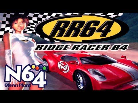 descargar ridge racer 64 para nintendo 64