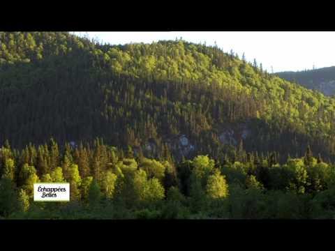 Québec, le chant de la nature - Echappées belles