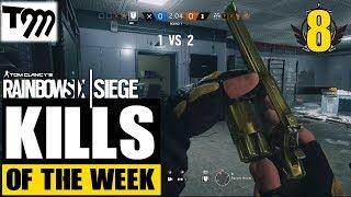 Rainbow Six Siege - TOP 10 KILLS OF THE WEEK 2018 #8