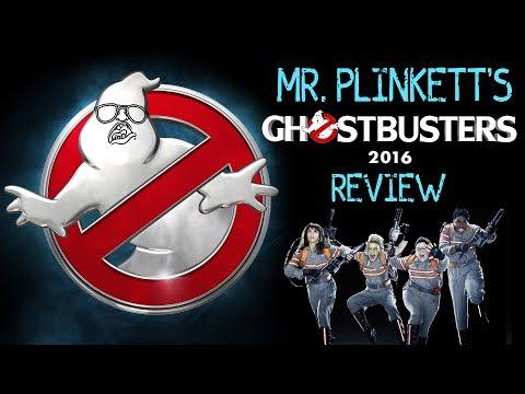Mr. Plinkett's Ghostbusters (2016) Review
