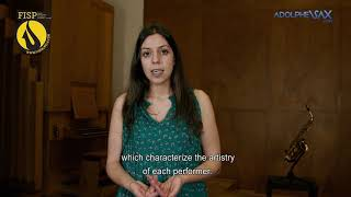 FISP21 – SaxTank: Sax on Research – Nádia Moura [ESTRENO 13:30h]