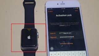 New Tricks & Tips Remove iCloud Lock On Apple Watch Success 100%