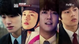 [ENG SUB] 130305 ZE:A People Inside with Kwanghee, Siwan, Hyungsik, Dongjun Part 01