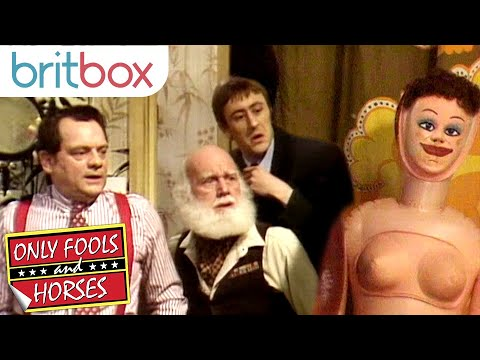 Theme: Tube cards  e-card: del boy rodney and uncle..
