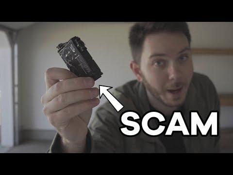 Inkoustové náplně jsou podvod