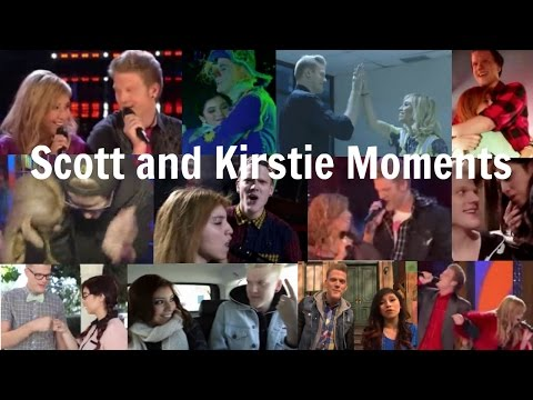 Scott and Kirstie Moments
