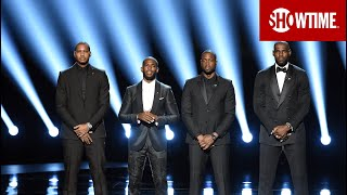 2016 ESPY Awards Intro Speech   SHUT UP AND DRIBBLE   LeBron James SHOWTIME Series