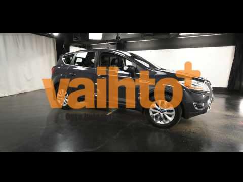 Ford KUGA 2,0 TDCi 140 DPF PwrShift 4WD Titanium A, Maastoauto, Automaatti, Diesel, Neliveto, NIL-459