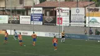 preview picture of video 'AEC MANLLEU-2 CE BANYOLES- 3'