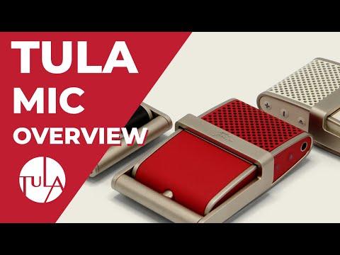 Tula Mic: USB microphone & mobile recorder-GadgetAny