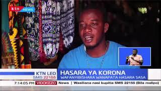 Hasara za Korona: Wafanyibiashara Tanzania waathirika kwa kupata hasara huku wateja wakipungua