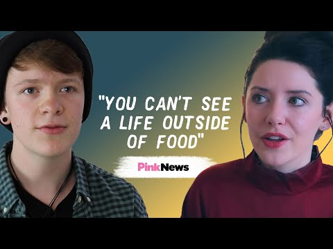 Eating disorders in the LGBT community: Coming Out Twice documentary