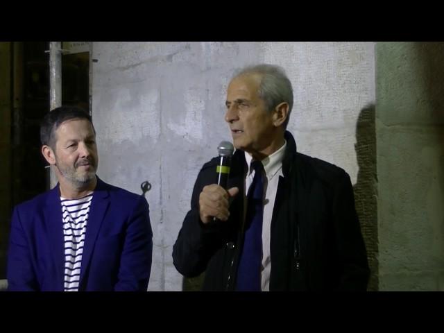 11/16 Inauguration Galerie LISA