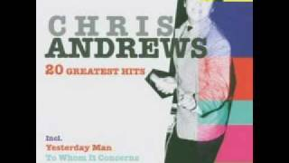 Chris Andrews - I'll Walk To You
