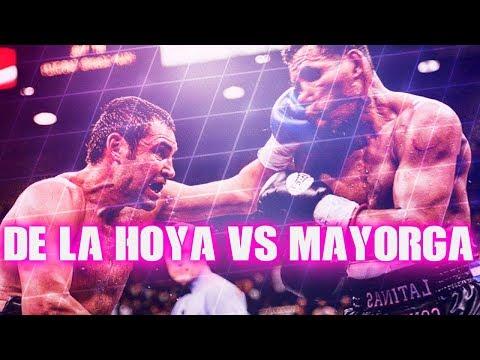 Oscar De La Hoya vs Ricardo Mayorga (Highlights)