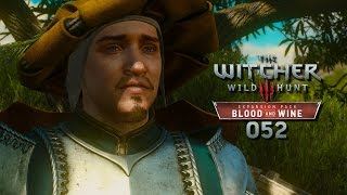 The Witcher 3: Blood and Wine #052 ★ François und sein Grottore - Let's Play