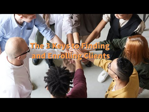 Health Coach Training: The 3 Keys to Finding and Enrolling Clients ...