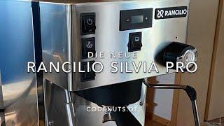 Rancilio Silvia Pro - Ein Review