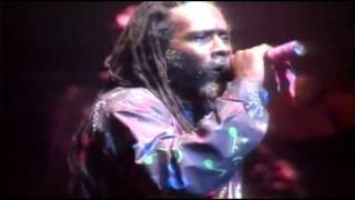 Burning Spear - Old Marcus Garvey - Live in Paris, Zenith 88