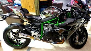KAWASAKI NINJA H2 OWNERS REVIEW ON PK BIKES