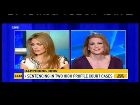 Meg Strickler on HLN discussing Dr. Petit and the barefoot bandit on 1/27/12