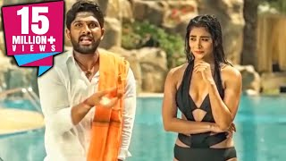 Pooja Hedge Comedy Scene | South Indian Hindi Dubbed Best Comedy Scenes - Download this Video in MP3, M4A, WEBM, MP4, 3GP