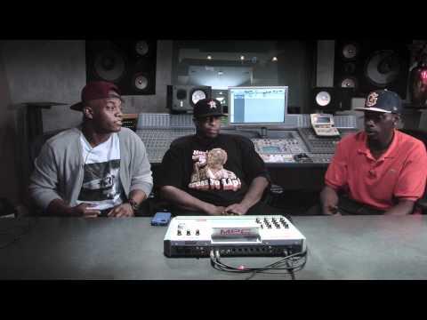 MPC Minute featuring DJ Premier & Pete Rock