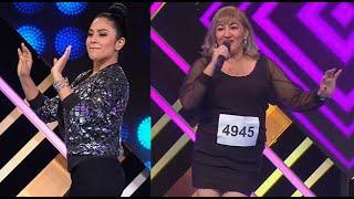 Charito Alonso puso a bailar a Maricarmen Marín con su gran voz   Yo Soy