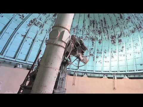 Swarthmore College's Sproul Telescope Finds a New Home