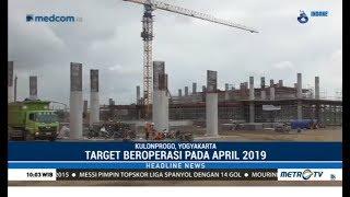 Gambar cover Bandara Baru Yogyakarta Kebanggaan RI Beroperasi April 2019