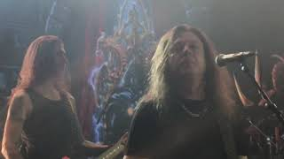 Hammerfall Legacy of Kings Medley + Heeding the Call Live 2018