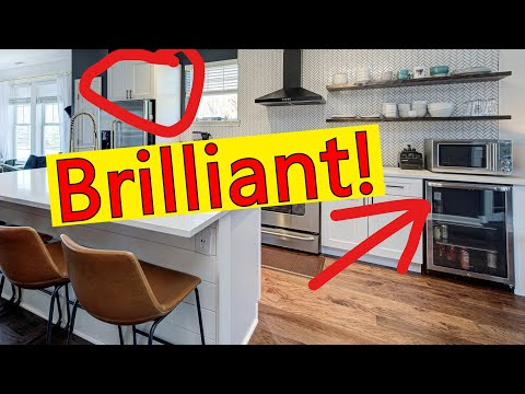 Kitchen Remodel Ideas YOU DIDN'T THINK OF YOURSELF!