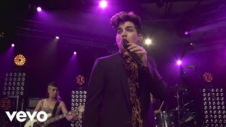 Adam Lambert - Cuckoo (Clear Channel/iHeartRadio 2012)