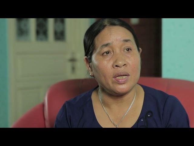 Phóng sự về bệnh nhân Ung thư đại tràng
