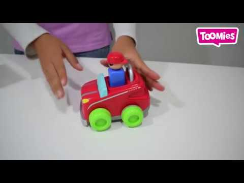 Push and Go Car- Toomies