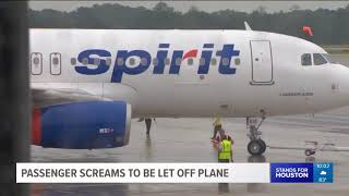 Diverted, delayed plane makes passenger irate
